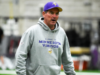 Mike Zimmer signs Vikings contract extension