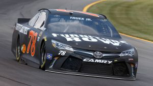 Starting lineup: Martin Truex Jr., Toyota on NASCAR Sprint Cup pole at Pocono