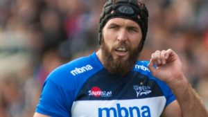 Bryn Evans: Sale Sharks' former All Blacks lock signs new contract