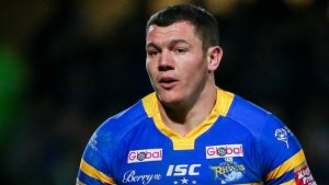 Brett Ferres: Leeds Rhinos prop signs contract extension
