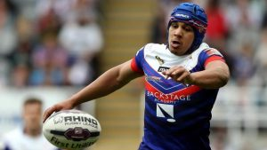 Challenge Cup: Warrington Wolves v Wakefield Trinity Wildcats