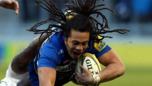 TJ Ioane: Samoan flanker signs new three-year deal at Sale Sharks