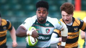 Sam Yawayawa: Leicester Tigers winger joins Championship side Nottingham