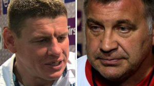 Challenge Cup: Lee Radford, Scott Taylor & Shaun Wane on semi-final