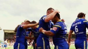 Challenge Cup highlights: Warrington Wolves 52-12 Wakefield Wildcats