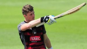One-Day Cup: Tom Abell century puts Somerset in last eight