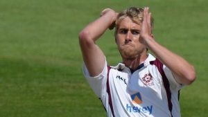 Olly Stone: Warwickshire sign Northamptonshire pace bowler