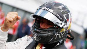 Nico Rosberg, Mercedes on pole for F1 German Grand Prix at Hockenheim