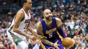 Sources: Boozer nearing deal with Chinese team