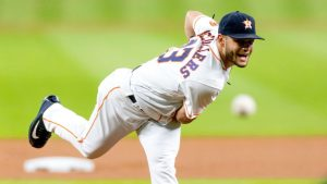 Five things we learned Wednesday: The Astros will catch the Rangers