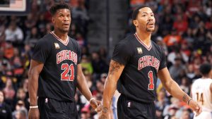 Bulls' Butler: I didn't influence Rose, Noah exits