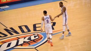 ESPN's Royce Young clarifies podcast remark on Durant, Westbrook