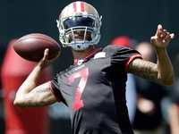 Chip Kelly: Kaepernick dealing with 'arm fatigue'