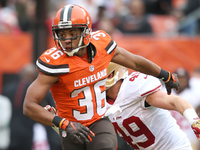 Browns to suspend CB K'Waun Williams two weeks