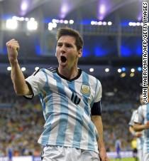 Messi changes mind over Argentina