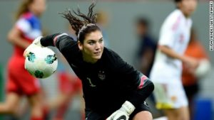Hope Solo 'saddened' by 6-month USNWT suspension