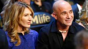 Agassi: Prospect of retiring 'is like preparing for death'