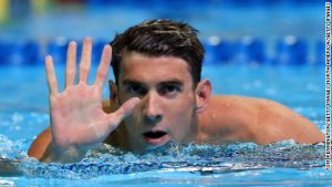 Phelps 'honored' to be U.S. Olympic flag-bearer