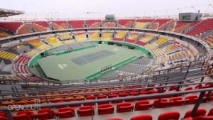 Inside Rio 2016's Tennis Center
