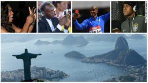 The Great CNN Olympics Quiz