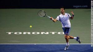 Djokovic beats Nishikori to claim Rogers Cup title