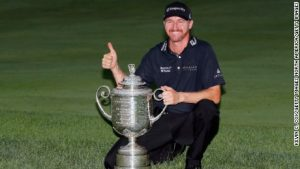 PGA Championship: Jimmy Walker wins first major
