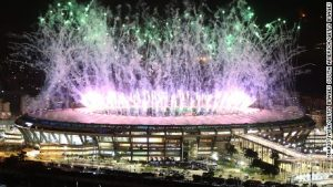 The Games begin: 'Rio is ready to make history'