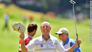 Furyk makes history with record 58