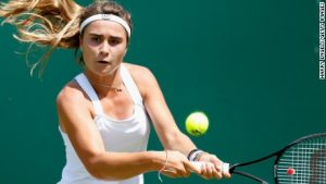 Was player poisoned at Wimbledon?