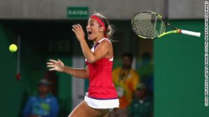 Underdog wins shock gold for Puerto Rico