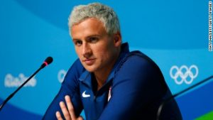 Lochte, 3 other swimmers robbed at gunpoint