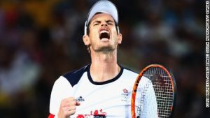 Tearful Murray wins gold after epic final