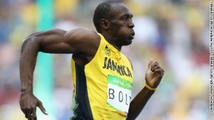 Olympics: Bolt goes for favorite gold