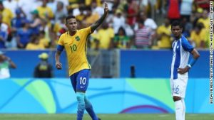 Brazil to meet Germany in Olympic final
