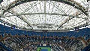 US Open: $150M roof gives slam new look