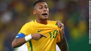 Brazil beats Germany on penalties to win gold