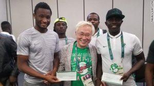 Japanese surgeon gifts $400K to Nigeria