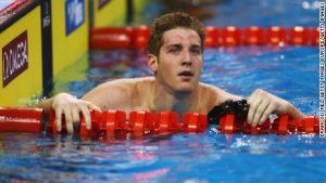 US swim star Feigen issues Olympics apology