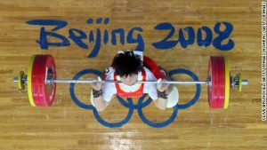 Gold medal weightlifters caught in doping retests