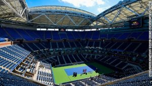 US Open: The Big Apple's biggest show