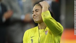 Is this the end of Hope Solo's career?