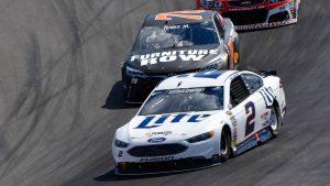 NASCAR video: Brad Keselowski takes blame for spinning out Martin Truex Jr. at Watkins Glen