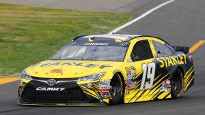 Carl Edwards and Toyota take NASCAR Sprint Cup pole at Watkins Glen