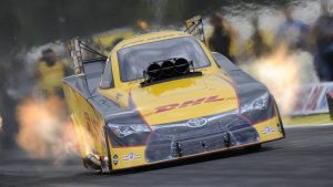 NHRA Friday qualifying from Brainerd: Del Worsham bids for third straight Funny Car top spot