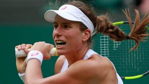 Johanna Konta: British number one climbs to 13th in WTA rankings