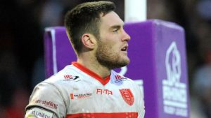 James Green: Hull Kingston Rovers prop ruled out for season