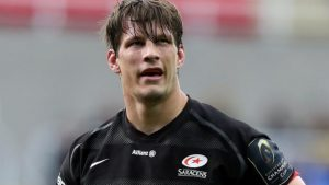 Michael Rhodes: South African flanker signs new Saracens contract
