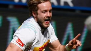 Harlequins: Winston Stanley and Charlie Walker sign new contracts