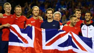 Davis Cup: Great Britain & Argentina to play semi-final in Glasgow