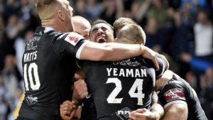 Super 8's: Hull FC v Castleford Tigers (Friday)